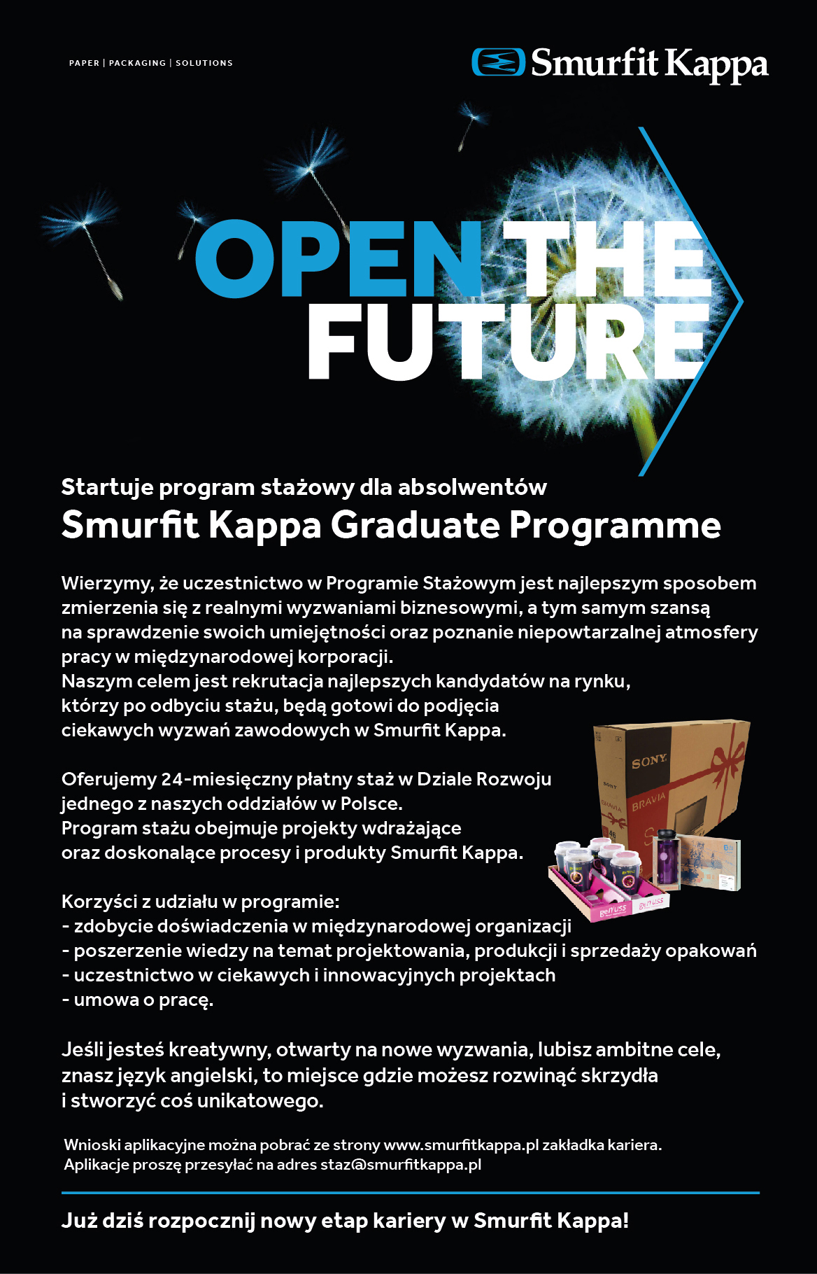 Smurfit Kappa Graduate Programme